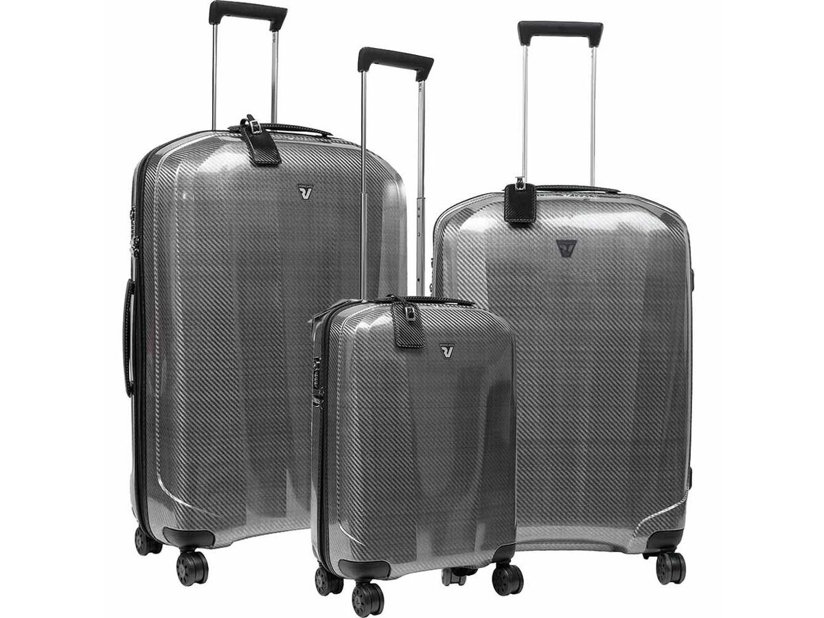 Самые легкие чемоданы коллекции WE ARE GLAM от RONCATO