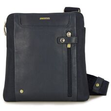 Мужская кожаная сумка Acciaio Polo 1503B