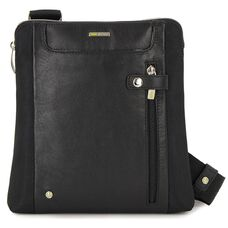 Мужская кожаная сумка Acciaio Polo 1503N