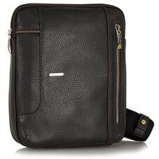 Мужская деловая сумка из натуральной кожи Acciaio Formula 2105 G