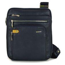 Мужская кожаная сумка Acciaio Touch 2302B