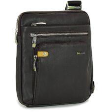 Мужская кожаная сумка Acciaio Touch 2302G