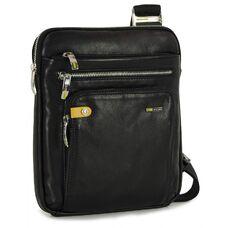 Мужская кожаная сумка Acciaio Touch 2302N