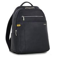 Деловой рюкзак из натуральной кожи Acciaio Touch 2316B
