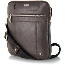 Мужская кожаная сумка Acciaio Touch 2501G