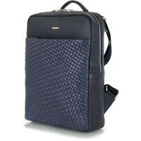 Мужской деловой рюкзак из натуральной кожи Acciaio Versus 2831B