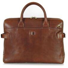 Мужской деловой портфель из натуральной кожи Adpel Prestige 5004C