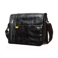 Мужской деловой портфель из натуральной кожи Adpel Prestige 5115N